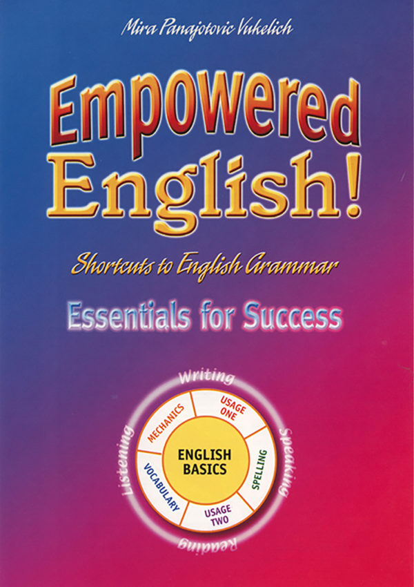 Empowered English cover
